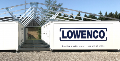 Lowenco CON20 koel-/vriescontainer