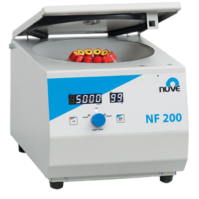 Nuve NF 200 countertop centrifuge