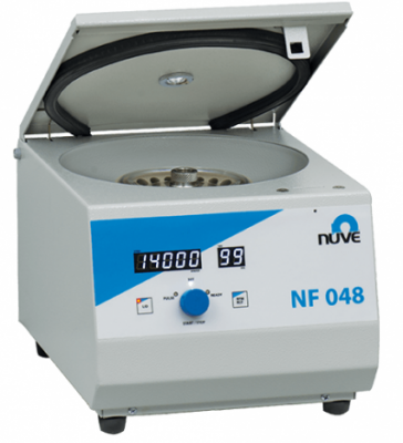 Nuve NF 048 countertop centrifuge