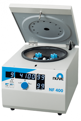 Nuve NF 400 countertop centrifuge