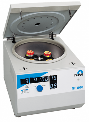 Nuve NF 800 countertop centrifuge