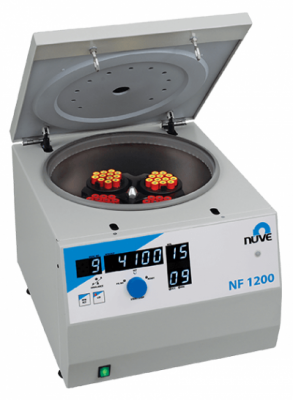 Nuve NF 1200 countertop centrifuge